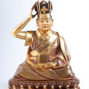 Статуя 16-го Кармапы