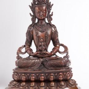 Статуя Будды Амитаюса