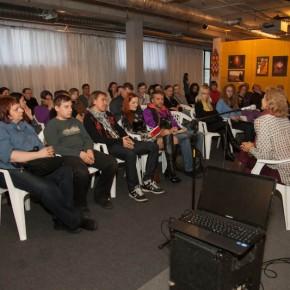 Лекции Александры Леоновой
