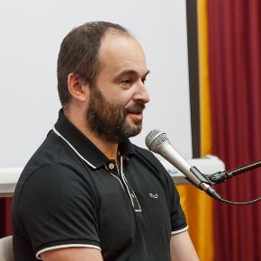 Лекция Владислава Ермолина