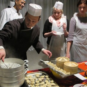 Кулинарный мастер-класс по изготовлению момо, 2 апреля