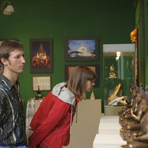 Более 1000 человек посетили выставку «Сокровища Гималаев» во Владивостоке