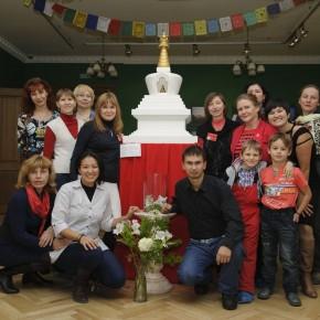 «Сокровища Гималаев» простились с Владивостоком