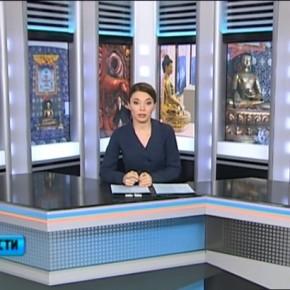 Репортаж Даль-ТВ с выставки, Хабаровск