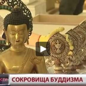 Репортаж Телекомпании «Губерния» с открытия выставки, Хабаровск