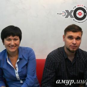 """Интервью на радио """"Эхо Москвы"""""""