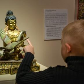 Выставка «Сокровища Гималаев» завершила свою работу в Комсомольске-на-Амуре