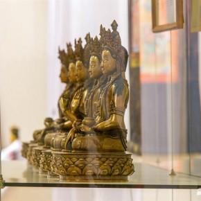 РИА Томск: В Томске проходит выставка буддийского искусства