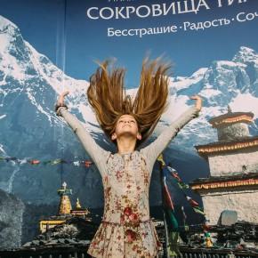 «Сокровища Гималаев»: лица и пространство