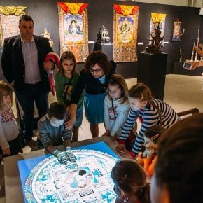 Экскурсия для детей (последняя в рамках проекта в Москве), 12 декабря (суббота, 11:30).