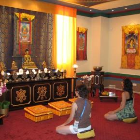 «Тибетский буддизм на Западе», лекция, 5 декабря (суббота, 18:00-19:30)