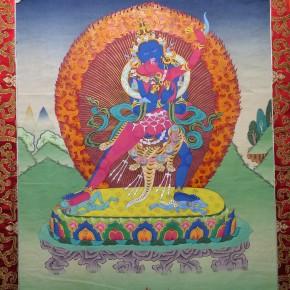 «Мужские и женские формы Будд. Взгляд на партнёрство в буддизме Ваджраяны», воскресенье (6 дек., 18:00-19:30)