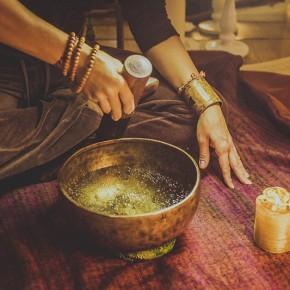 «Поющие тибетские чаши», мастер-класс, 6 декабря (воскресенье, 15:00-16:30)