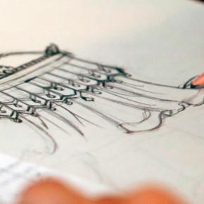 Мастер-класс по тибетскому рисунку, «Тибетские благоприятные символы». 5 декабря (суббота, 15:00-16:30)