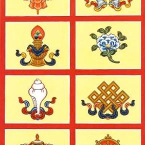 «Тибетские благоприятные символы», мастер-класс, 12.12 (суббота, 15:00)