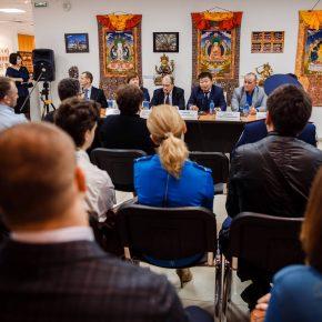 Об открытии выставки в Краснодаре: пост-релиз
