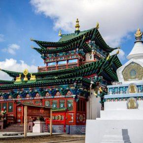 «Исторические корни буддизма в России»: лекция (четверг, 19 мая, 18:30)
