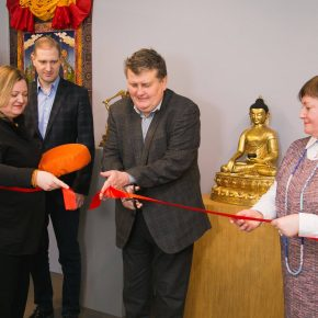 19 февраля в Москве открылась выставка буддийскогоискусства «Сокровища Гималаев»