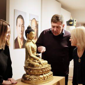 """Лекция """"О буддийской медитации"""""""